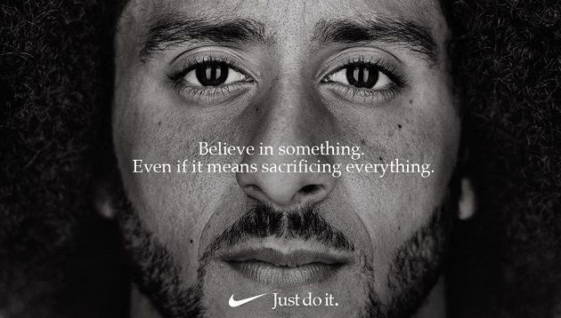Controversial Kaepernick Ad Sees Nike Pull Way Ahead Of Adidas In Brand Value
