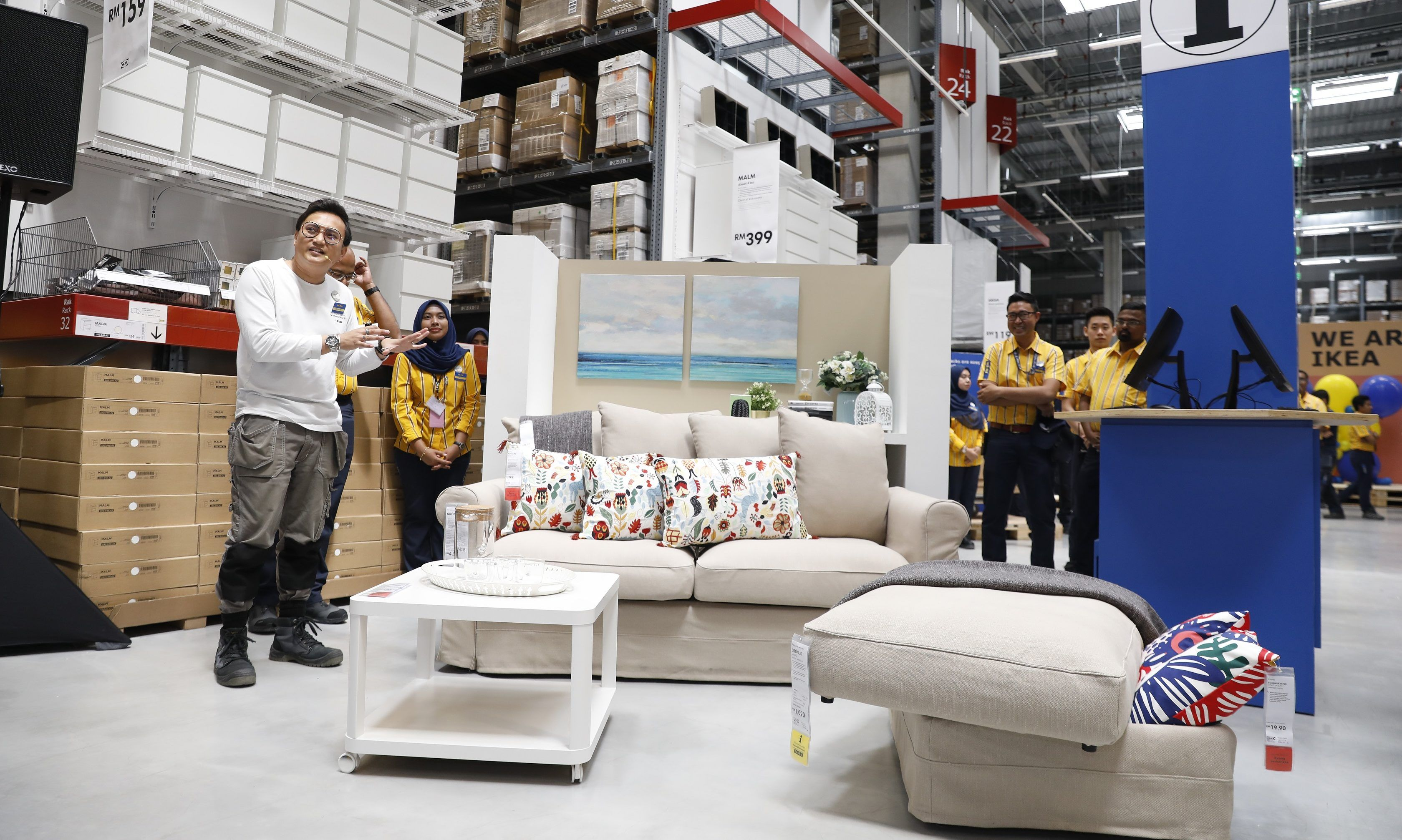 IKEA Malaysia drums up publicity for its foray into the northern ...